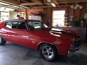 1971 Chevrolet Chevrolet Chevelle SS